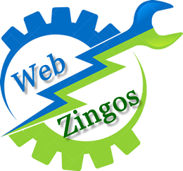 WebZingos created, About